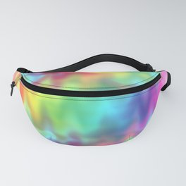 I Bleed Rainbows and Glitter Fanny Pack
