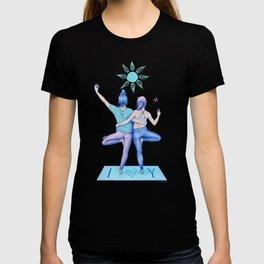 Yogi Love cold colours T-shirt