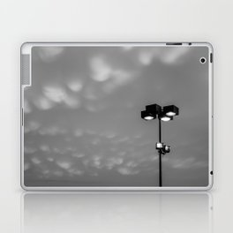 Light up the cotton balls in the sky Laptop & iPad Skin