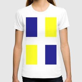 Flag of old louisiana T-shirt