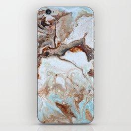 Milk Chocolate with peppermint & cream 2 iPhone Skin