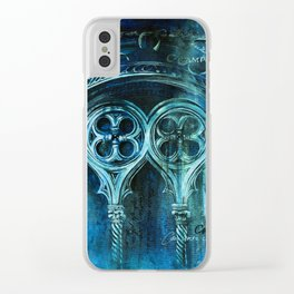 The City Sinks Clear iPhone Case