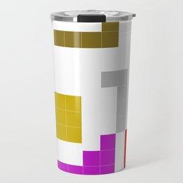 Tetris #society6 #decor #buyart #artprint Travel Mug