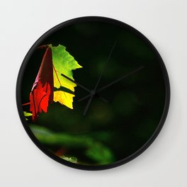 Play of light Wall Clock