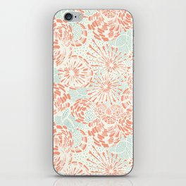 Celeste (Cream) iPhone Skin