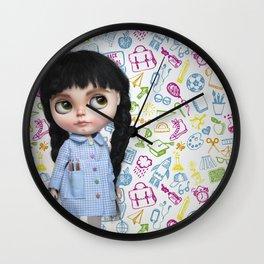 Back to School by Erregiro Wall Clock