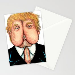 Trump Rump Stationery Cards
