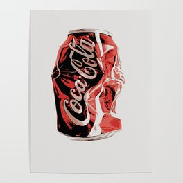 A can a day art print Poster