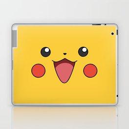 Pika Face Laptop & iPad Skin