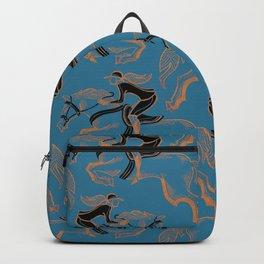 Gold Horse II Backpack