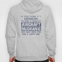 Aircraft Mechanic Hoody
