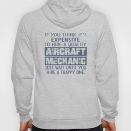 Aircraft Mechanic Hoody