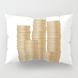 Pieces of Eight Pillow Sham