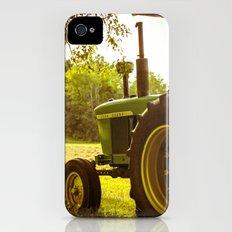 Hard Working Deere (Tractor)  iPhone (4, 4s) Slim Case