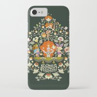 wonderland iPhone & iPod Cases featuring Wonderland by rosekipik
