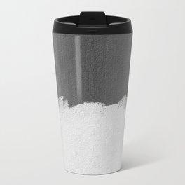 Minimalist Paint Texture Travel Mug
