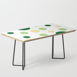 Green Pop Coffee Table