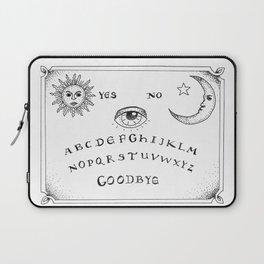 The Ouija Bord Laptop Sleeve