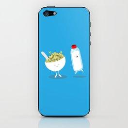 Cereal & Milk  iPhone Skin