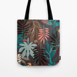 Tropical nights Tote Bag