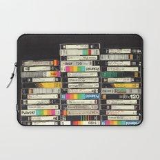 VHS Stack Laptop Sleeve