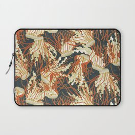 jellyfish slate Laptop Sleeve