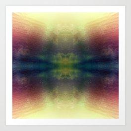 Fluidity Art Print
