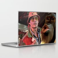 fear and loathing Laptop & iPad Skins featuring Johnny Depp @ Fear and Loathing in Las Vegas #2  by Gabriel T Toro