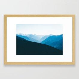PNW Framed Art Print