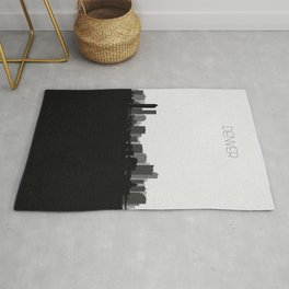 City Skylines: Denver (Alternative) Rug