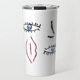 Beauty in Disorder Travel Mug