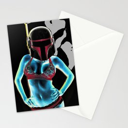 Mandalore After Dark Stationery Cards