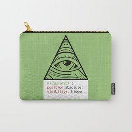 CSS Pun - Illuminati Carry-All Pouch