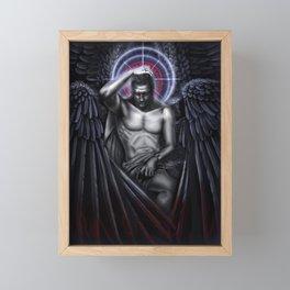 Sympathy for the Devil Framed Mini Art Print