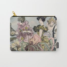 glamorous ladies Carry-All Pouch