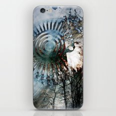Empyrian Roots iPhone & iPod Skin