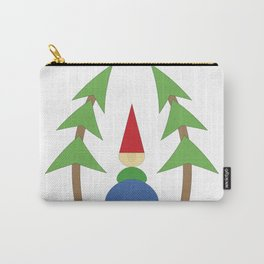 Gnome with trees Carry-All Pouch