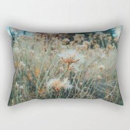Woodland Trail, Big Bear Lake, California Rectangular Pillow
