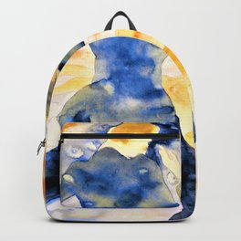 The Girl with the Golden Eyes-La Fille aux yeux d'or - Digital Remastered Edition Backpack
