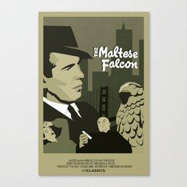 The Maltese Falcon Canvas Print