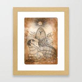 Materia II Framed Art Print