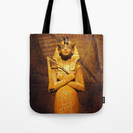 King Tutankhamun Tote Bag