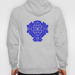 Blue China  Hoody