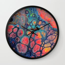 Bang Pop 43 Wall Clock