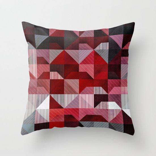 pyttyrnn Throw Pillow