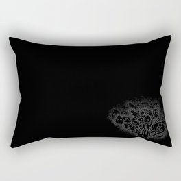 pesadillas Rectangular Pillow
