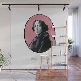 Authors - Oscar Wilde Wall Mural