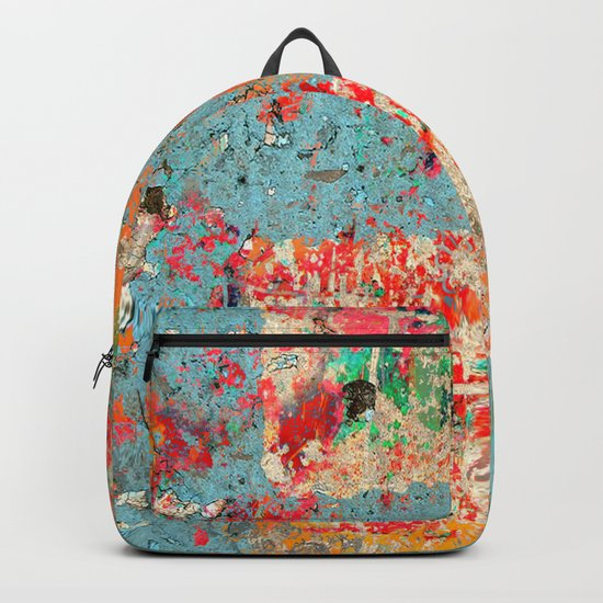 Opinion and Pizza Backpack