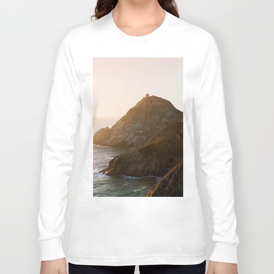ocean falaise 7 Long Sleeve T-shirt