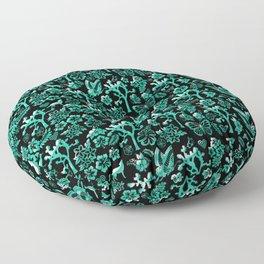 Joshua Tree Verde by CREYES Floor Pillow